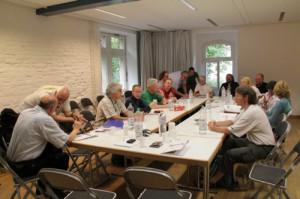 Gründungsversammlung PROFOLK Berlin