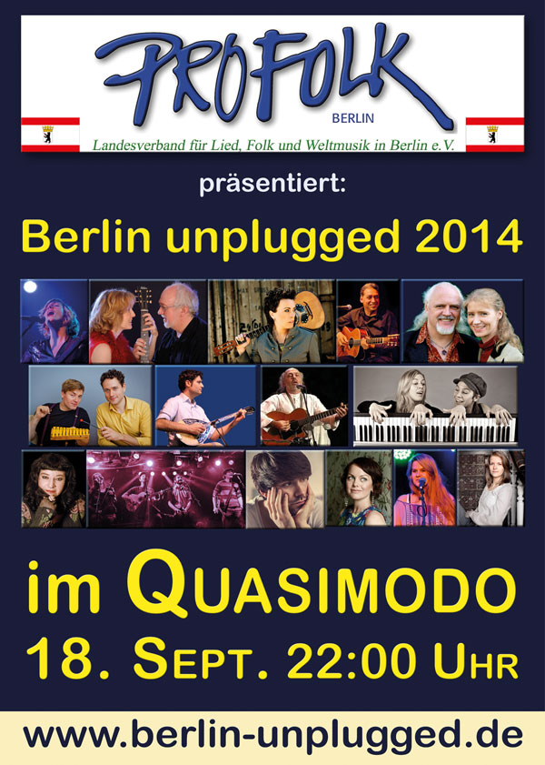 Berlin Unplugged 2014